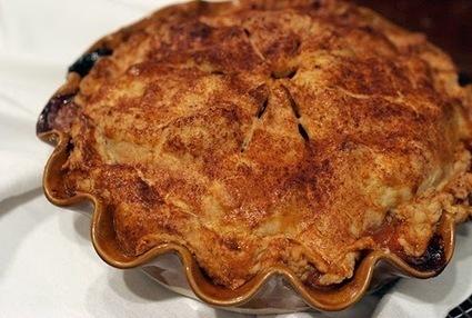 Recette de tarte aux pommes aux raisins secs et Whisky (Irlande) Saint-Patrick | Cuisine du monde | Scoop.it