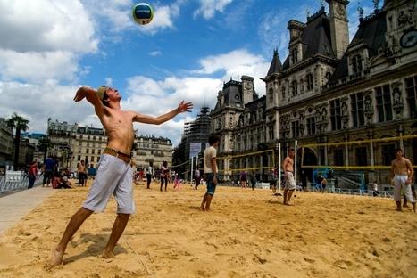 Paris Plages se termine sur un bilan exceptionnel | Intervalles | Scoop.it