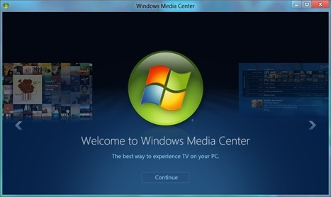 Pocketables – How to install Windows Media Center on the Windows 8 Release Preview | Cotés' Tech | Scoop.it