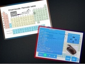 A Handy Interactive Chemistry Periodic Table for iPad ~ Educational Technology and Mobile Learning | teacher-tools | Scoop.it