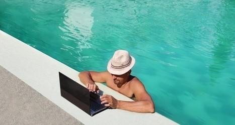 Bien-être au travail : le numérique n'aggrave rien, Directions numériques | bien-être au travail | Scoop.it