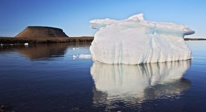 Dominoes fall: Vanishing Arctic ice shifts jet stream, which melts Greenland glaciers | Sustain Our Earth | Scoop.it