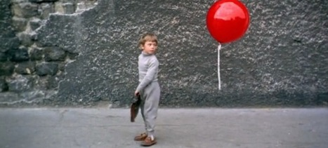 Follow the Parisian Adventures of The Red Balloon | Strange days indeed... | Scoop.it