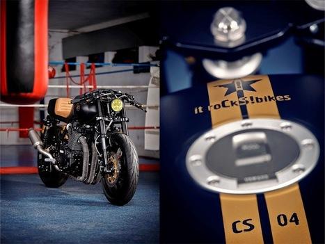 it roCKS!bikes XJR1300 Stealth | custom cafe racer | Scoop.it