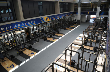 WVU Football: Facility Improvements Updated - NCAA Sports News Alert | WVU Football | Scoop.it