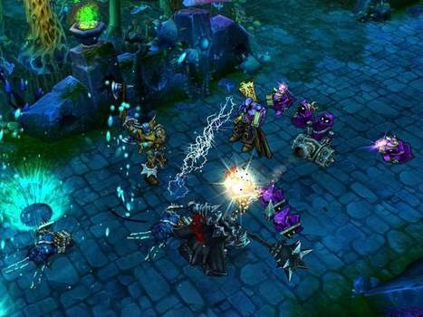 Score! Professional video gamers awarded athletic visas - NBC News.com   Is video gaming considered a sport   Scoop.it