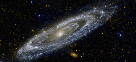 NASA - NASA Lends Galaxy Evolution Explorer to Caltech   Thinking Science   Scoop.it