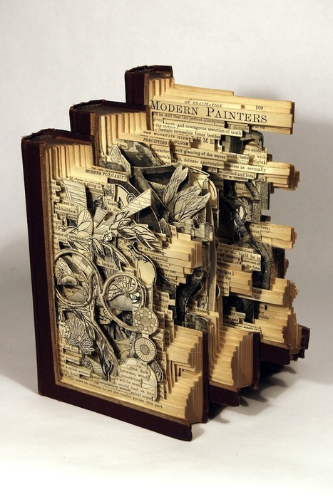 The Book Surgeon (15 pieces) - My Modern Metropolis | The brain and illusions | Scoop.it