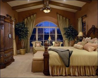 Vintage Bedroom - Vintage bedroom - vinterior.org | Great vintage interior gallery vinterior.org | Scoop.it