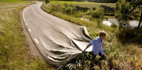 Personal - Erik Johansson | PaginaUno - Arte&Design | Scoop.it
