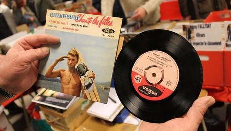 Musique: le disque vinyle retrace son sillon dans un contexte morose | Music Industry News | Scoop.it
