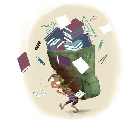 Cinco consejos para sobrevivir a los deberes | CoEducación 2.0 | Scoop.it