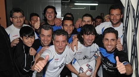 Los amigos de Rafa Guerrero y Bustamante meten un gol a la pobreza infantil | lll Desafío Solidario (14 Diciembre 2013) | Scoop.it