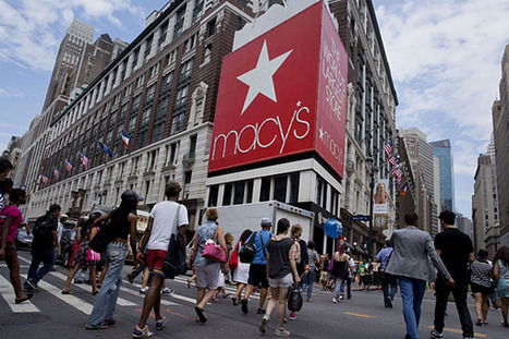 Is the new technology at Macy's our first glimpse of the future of retail? | Managing Technology and Talent for Learning & Innovation | Scoop.it
