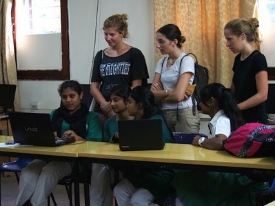Apps & Girls - Give a girl a computer and she'll change the world! | Social Impact | Scoop.it