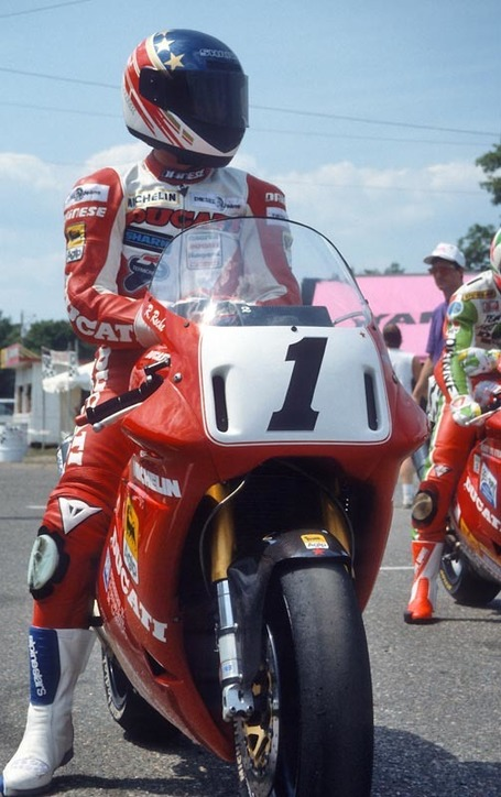 WSBK at 25: Origins in America | SuperbikePlanet | Ductalk | Scoop.it