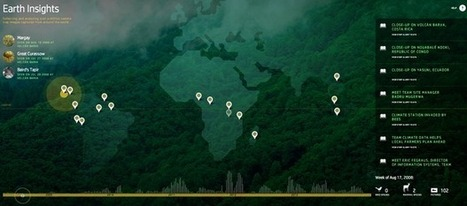 Mapcite's Location In10 big data projects that could help save the planet | Location Analytics And Intelligence | Scoop.it