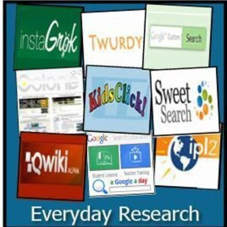 10 Free Tools for Everyday Research - Getting Smart | Curating Content and 21st Century Libraries | Scoop.it