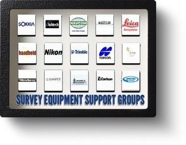 Surveyor Support Groups For Survey Equipment Manufacturers | Land Surveyors | Scoop.it