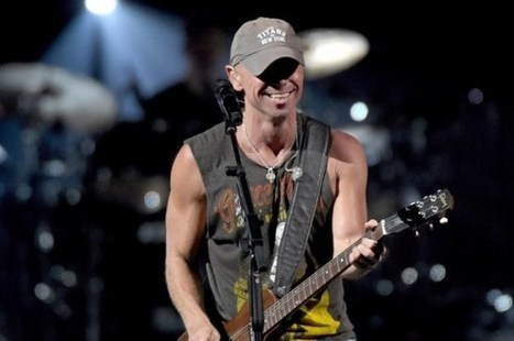 Kenny Chesney's Faithful Tour Bus Hits 1 Million Miles | Country Music Today | Scoop.it