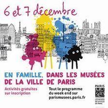 Un week-end d'animations gratuites dans les musées parisiens | Expos photos Paris | Scoop.it