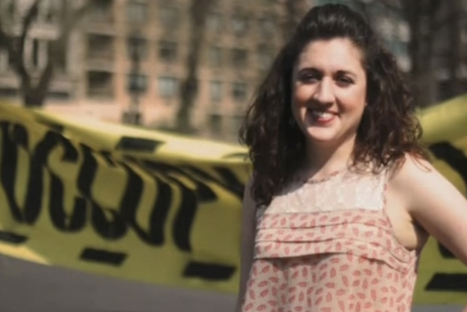 Cecily McMillan's 'Occupy' Trial, and the Fight Against Sexual Assault at Protests | Dare To Be A Feminist | Scoop.it