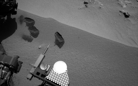 Curiosity Rover Chemistry Lab Tastes Mars Soil | Current event chemistry | Scoop.it