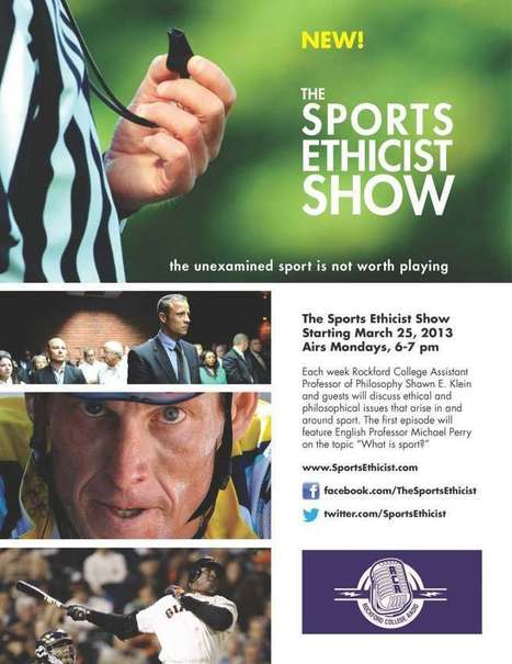 Sports Ethicist takes to the airwaves | Sports Ethics 4177145 | Scoop.it