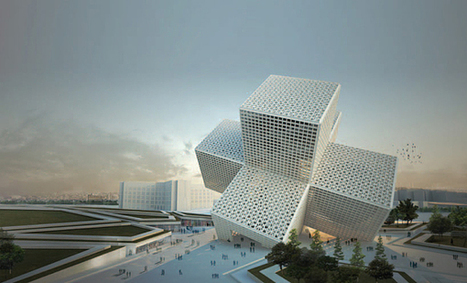 Istanbul Disaster Prevention and Education Centre by OODA | sustainable architecture | Scoop.it