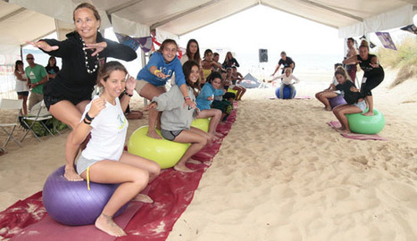 LAS CHICAS SON SURFERAS!!!nueva edición del FESTIVAL SURFERUCAS, | MDV 2014 | Scoop.it