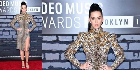 Agli MTV Video Music Awards 2013 Katy Perry veste Emanuel Ungaro | Fashion and Design News 24 - www.eventinews24.com | Scoop.it