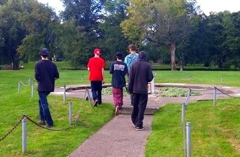 Pokémon Go Stop on Sacred Burial Site Infuriates Indigenous People | Archivance - Miscellanées | Scoop.it