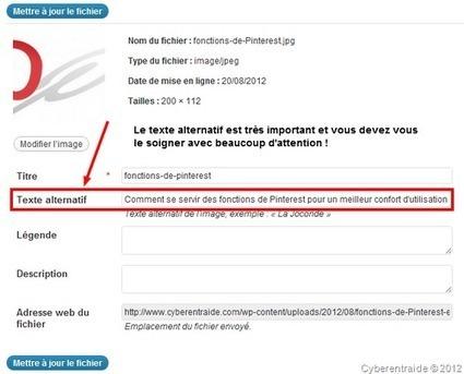 Comment optimiser les images de mon blog WordPress : les bons réflexes | Web redaction | Scoop.it