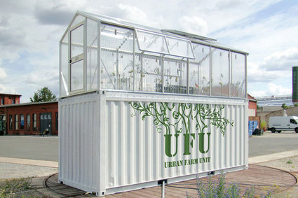 Apparently People Now Cram Farms Into Shipping Containers | Aquaponics in Action | Scoop.it