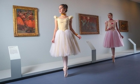 Edgar Degas Dancers Come to Life in the Gallery | Artcentron | Art | Scoop.it