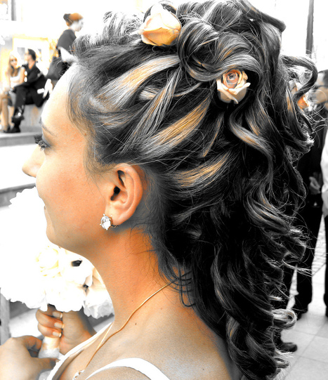 Wedding Hairstyles Trends and Ideas 2013 | Fashion Faz | Wedding Hairstyles | Scoop.it