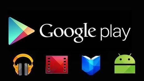 Google Play Store : le top 29 des applications les plus téléchargées - Phonandroid | Android's World | Scoop.it