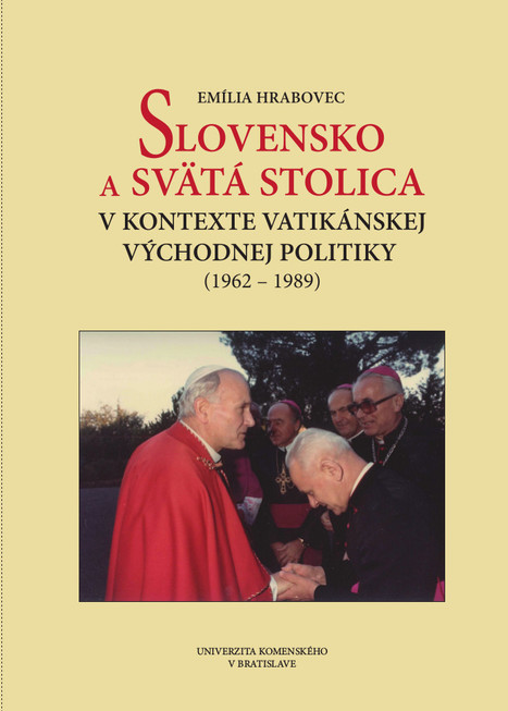 Prof. Hrabovec o vzťahoch Slovenska a Vatikánu v dobe komunizmu | Správy Výveska | Scoop.it
