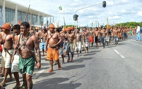 Brazil: Top Indigenous official resigns amid Belo Monte dam protests | ARAWA network news | Scoop.it