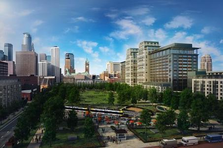 Ryan Companies Proposal Recommended for 'Air Space' Near Vikings Stadium | Minneapolis Real Estate News | Scoop.it