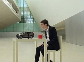 Behind the scenes of Honda's eye-popping optical illusion TVC   Video making in the cloud   Scoop.it
