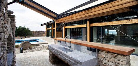 studio apxe completes energy generating house in bulgaria - designboom | architecture & design magazine | Architecture and Architectural Jobs | Scoop.it