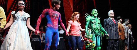 The Turnaround that Kept Spider-Man on Broadway | Bite Size Business Insights | Scoop.it