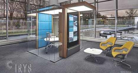 Clestra s'ouvre de nouveaux horizons avec la box Irys   Aménagement des espaces de vie   Scoop.it