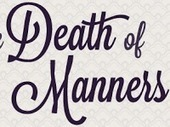 Infographic: The Death of Manners in Our Today's Society ~ Teachers Tech Workshop | infographics | Scoop.it