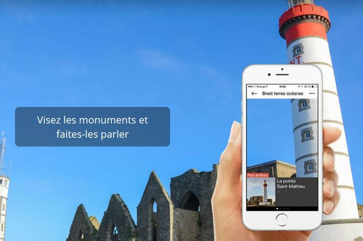 Breizh Tour, l'appli qui propose aux touristes une réalité augmentée à la carte   Evénement, événementiel, salon, congrès, foire...   Scoop.it