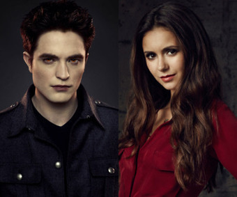 Edward Cullen & Elena Gilbert Win Hottest Vampires Of 2012 | For Lovers of Paranormal Romance | Scoop.it