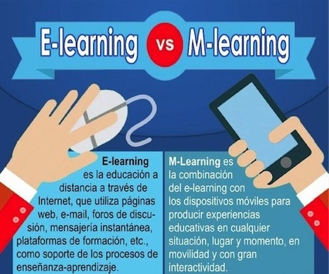 Tendencias en aprendizaje: del e-learning hacia el m-learning | Gestión del conocimiento en Salud | Scoop.it