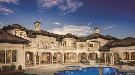 Inside look at the priciest single-family home on the market in Mecklenburg County (SLIDESHOW) - Charlotte Business Journal | Charlotte Multi-Family | Scoop.it
