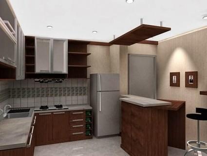 Model Dapur Minimalis Terbaru Yang Cocok Untuk Rumah Minimalis | Aneka Informasi | Scoop.it